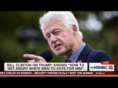 Morning Joe Slams The Clintons For Their Comments About The Election