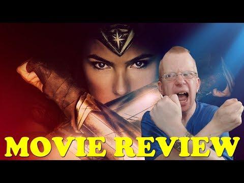 Wonder Woman (2017) - Movie Review