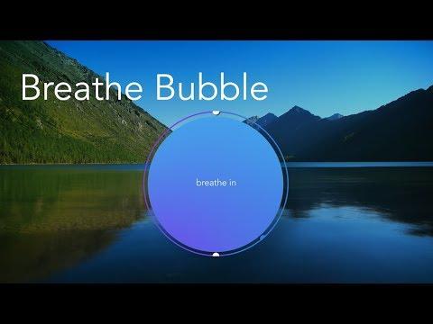 Calm Breathe Bubble | Breathing Exercise