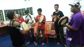 Kompang al azim bergabung dengan ezhar
