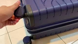 BRICS latest B Y series (BY)cabin size hard case luggage bag