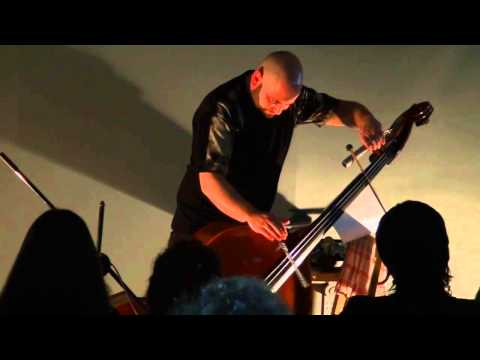 2013: Raed Yassin on Double Bass, Performance
