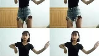 Em gái 2k nhảy phê hết người
