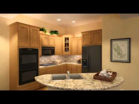 New Homes In Columbia SC    The Bramante    New Maintenance Free Patio Homes  And Condos
