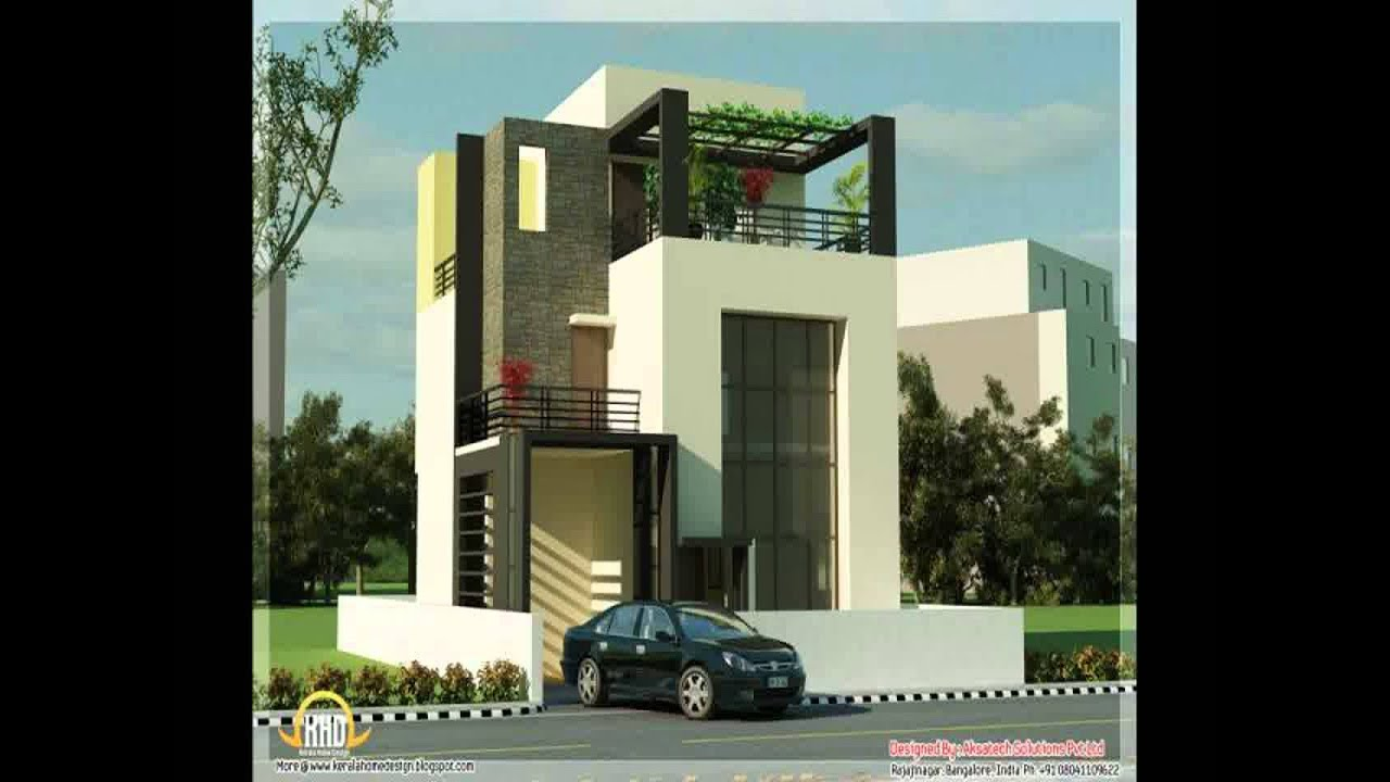 Elegant Best Small Home Designs Floor Plans   YouTube