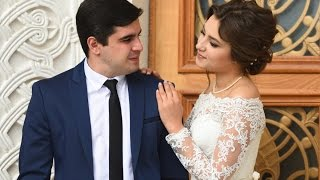 Свадебный ролик Ахры и Карины.