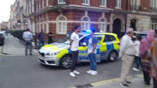Nawaz Sharif Police Arrests - Avenfield House London