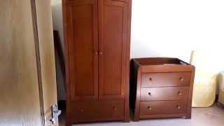 Nursery Furniture Set - Mamas & Papas Mia - 2.5hrs