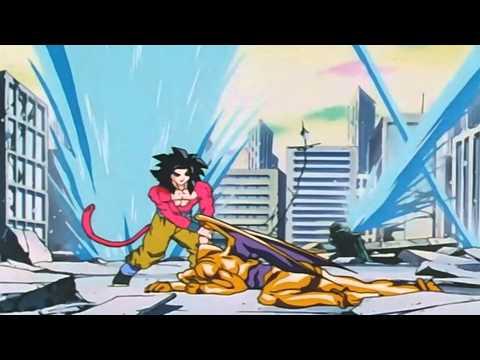 DragonBall GT - Syn Shenron Kills Nuova Shenron ~ [1080p HD]