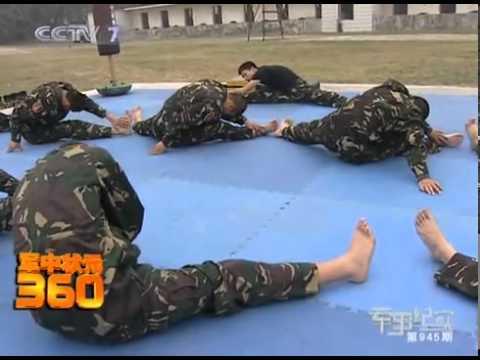 Huấn luyện võ đặc nhiệm china- 【The Unbeatable Kungfu Kick】无敌神腿 1_3