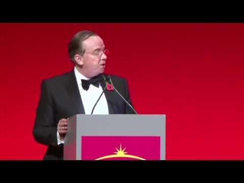 Stuart Gulliver presents Ho Ching with the Asian Business Leaders Award - full speech