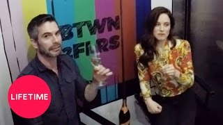 "Caroline Dhavernas ""Mary Kills People"" Interview on BTWN2FLRS with Shawn Hollenbach 
