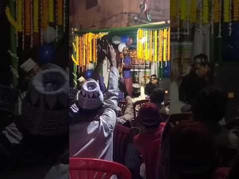 Panjabi naat raiping by hafiz irfan raza bedam muzaffarpuri  25 November 2017