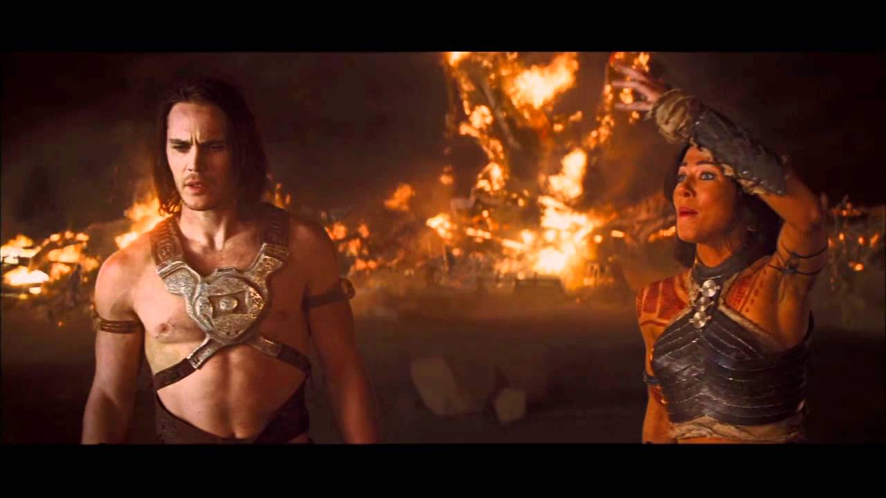 John Carter of Mars | Film Kino Trailer - Page 2