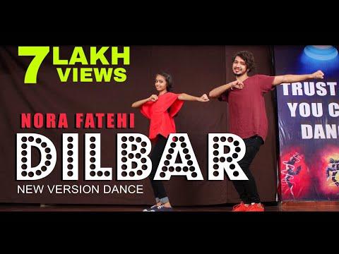 Dilbar Dance Video | Nora Fatehi |  Vicky Patel Choreography | Satymeva Jayate
