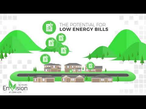 De Young EnVision - Central California's First Zero Energy Home Community*