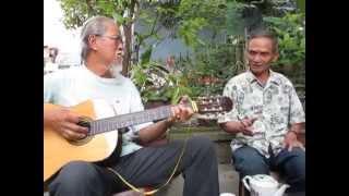 Giọt mưa thu guitar Thầy Rạng