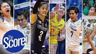 Best Middle Blockers of the Decade | The Score