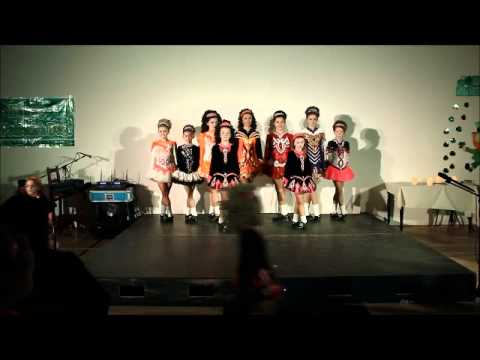 Tobin Youth Club's St Patrick's Day Event, With O Hagan School Of Dancing 2015