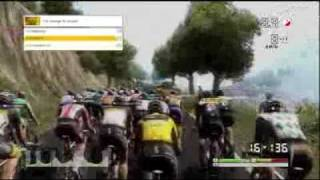 Le Tour De France 2011 -  PS3 - Saint Gaudens - Plateau de Beille Stage