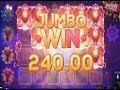 Pink Elephants - All Wilds Active JUMBO WIN!