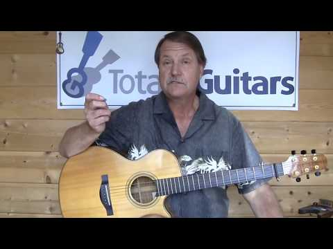 Adia by Sarah McLachlan – Totally Guitars Lesson Preview