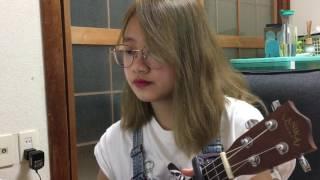 Sắp vào đông (Huy Le) ukulele cover