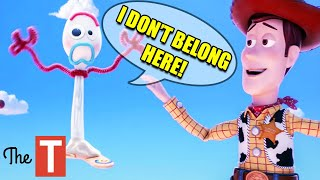 What The Forky? Get The Buzz Surrounding Toy Story