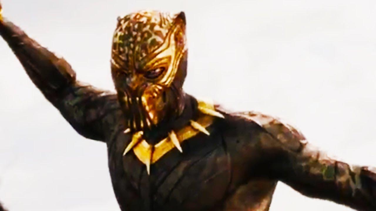 Black Panther Enemy Movie