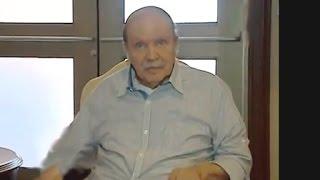 بوتفليقة يتكلم ويصرح ! وينفي خبر وفاته - 2017 -