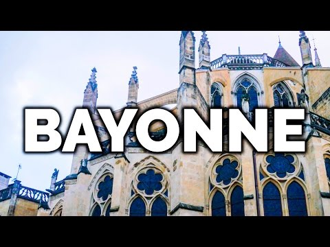 Bayonne, an urban gem in the French Way of St. James