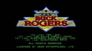 Buck Rogers Countdown to Doomsday - Soundtrack Main Theme (Genesis Megadrive)