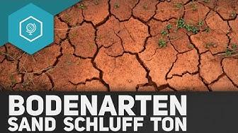 Bodenarten: Was sind Sand, Schluff und Ton - Böden Basics 4 ● Gehe auf SIMPLECLUB.DE/GO