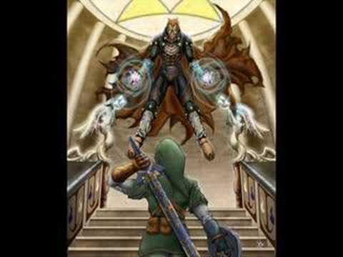 Zelda Ocarina Of Time Ganondorf Battle Reorchestrated
