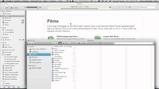 Ajouter des films sur votre iPhone via iTunes !