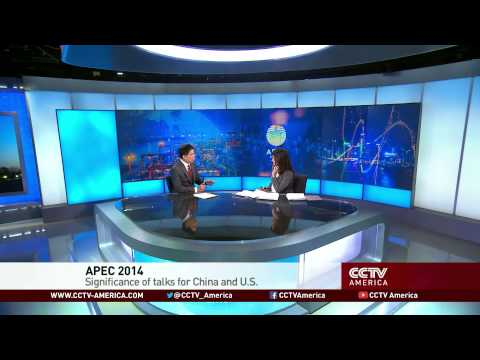 Phillip Yin talked about the significance of APEC to China and US