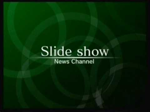 Nintendo Wii News Channel Music-Globe Slide Show (Day Time)