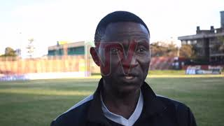 HIPPOS KEEN TO BOUNCE BACK: Byekwaso backs his side to do the business against Burund