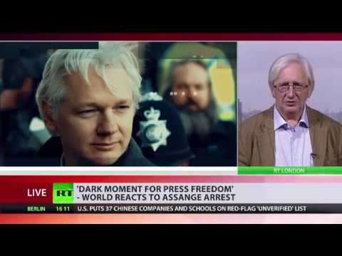 """Craig Murray on Julian Assange: """"This is a very important fight, one we absolutely must win"""""""