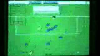 Kick Off 2 Amiga, WC 2002 Athens, Quater Finals leg 2, James B - Klaus Lo (3 - 2)