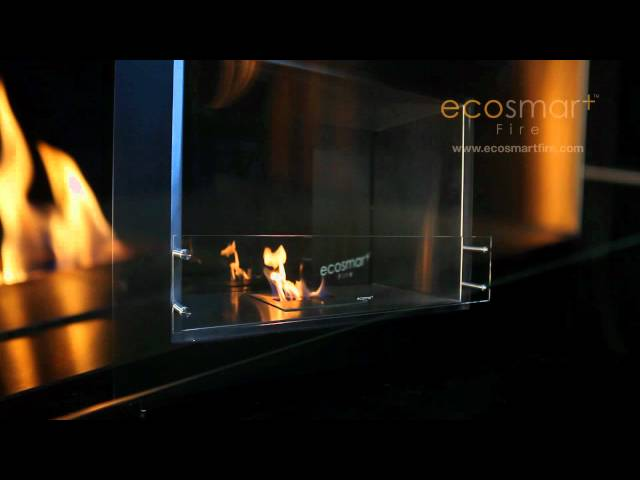 EcoSmart Fire Vision Design Fireplace