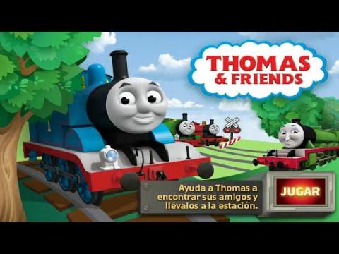 Thomas El Tren Y Sus Amigos En Espanol Juegos De Ninos En Espanol De