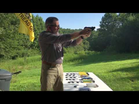 Shooting the new Remington R51