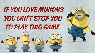 Best Minion Game Like temple run for android mobile, Game like temple run