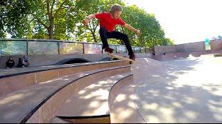 Ty Moss Seattle Skatepark Montage