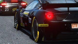 458 GTE RFACTOR 2 VR ! - GAMEPLAY HTC VIVE
