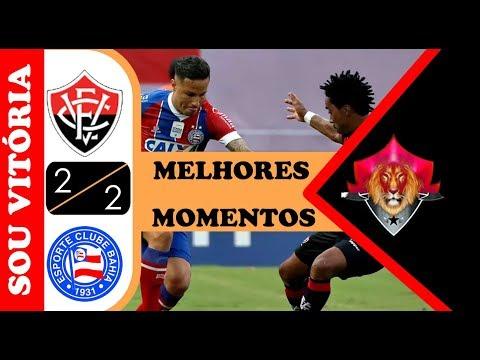 Vitória 2 x 2 Bahia - Gols & Melhores Momentos COMPLETO