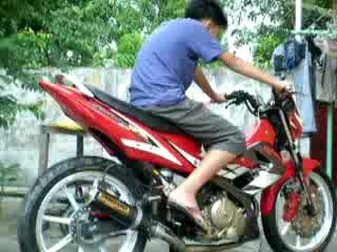 Suzuki Raider Motorcycle