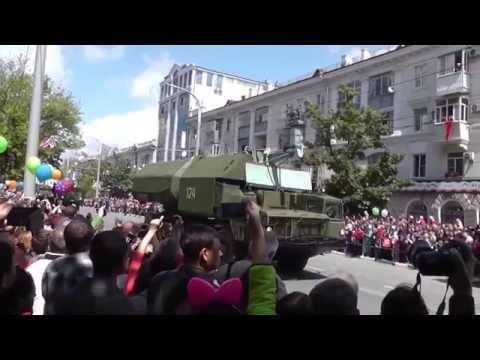 Новороссийск 9 мая 2015 Парад Победы