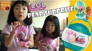 LOL 진주 서프라이즈! 엘오엘 펄서프라이즈 l lol 펄서프라이즈 l lol 빅 서프라이즈 l  L.O.L Pear Surprise Limited Edition